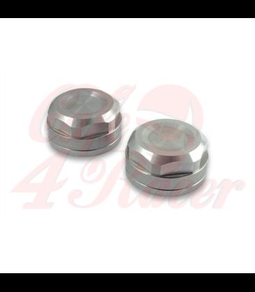 BMW Fork Nuts for 38,5mm Forks for original 4mm TOP yoke