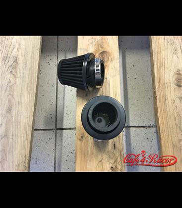 Round clamp  39mm black