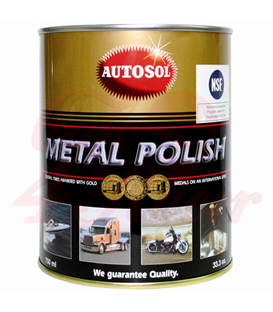 AUTOSOL Stainless Steel Polish 75ml