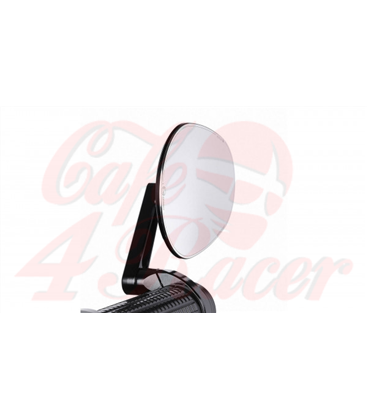 Motogadget m.view CRUISE glass-free rearview mirror for handlebar ends 1 inch and 22mm