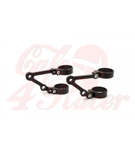 LSL Headlight bracket short, with indicator support