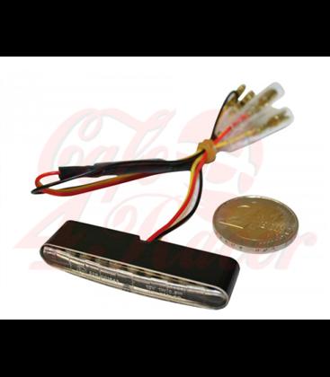 HIGHSIDER LED taillight STRIPE tinted