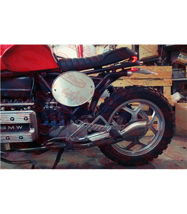 exhasut style 65  + pipe for BMW K75