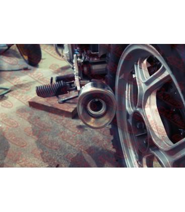 Výfuk  štýl 65  +  rura pre BMW K75