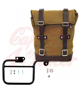 Side Pannier Canvas + Subframe K Series