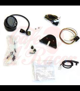 Speedometer + accessories