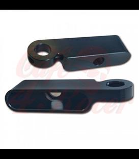 CNC hliníkové puzdra / držiaky