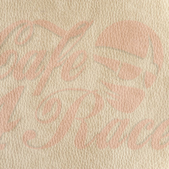 Pale brown synthetic leather PBR