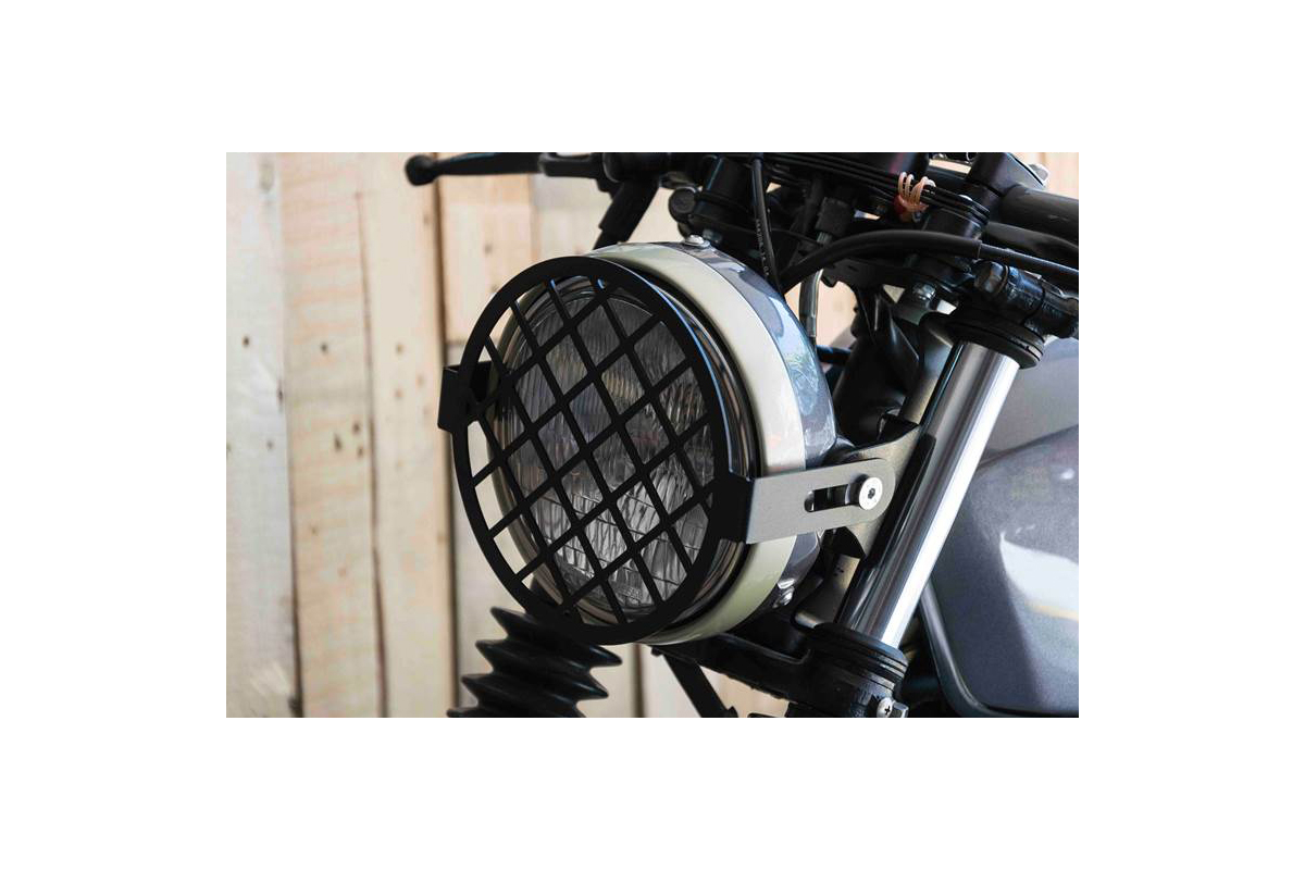 New Universal Headlight Grill Covers