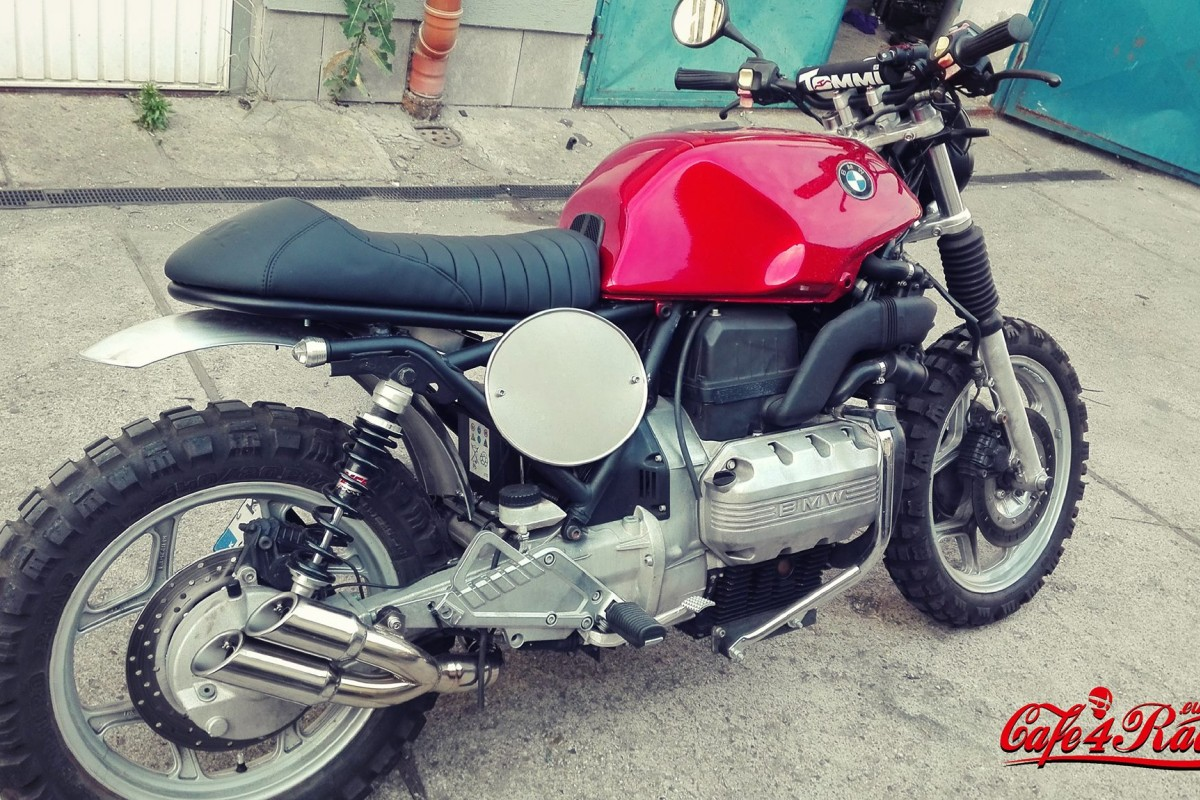 Bmw K Cafe Racer Project