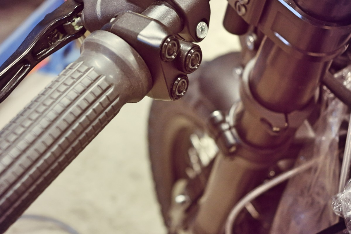 K2 project K100RS