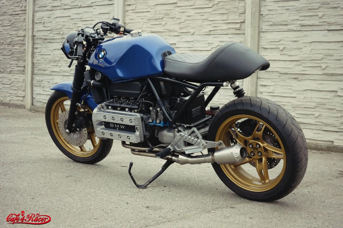 bmw k100 cafe racer -