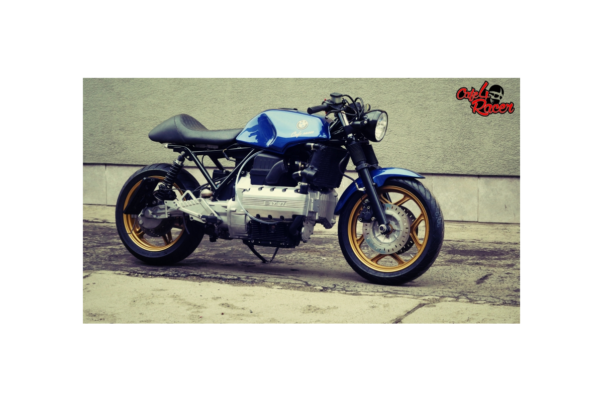Bmw K1100 Cafe Racer Impremedia Net